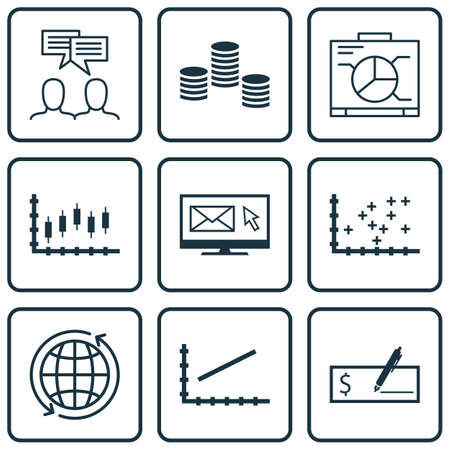 line up: Set Of 9 Universal Editable Icons For Human Resources, Project Management And Statistics Topics. Includes Icons Such As Board, Line Up, Plot Diagram And More.