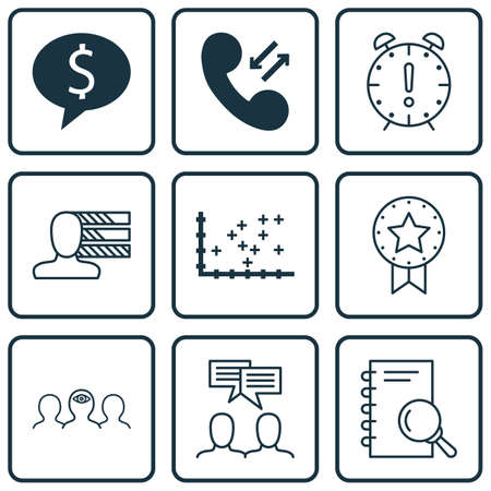 winning bid: Set Of 9 Universal Editable Icons For Business Management, Statistics And Project Management Topics. Includes Icons Such As Business Deal, Plot Diagram, Analysis And More.