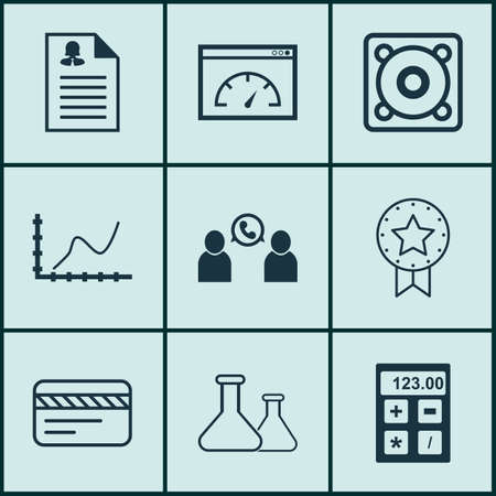 medical evaluation: Set Of 9 Universal Editable Icons For Education, Project Management And Marketing Topics. Includes Icons Such As Female Application, Achievement Graph, Financial And More.