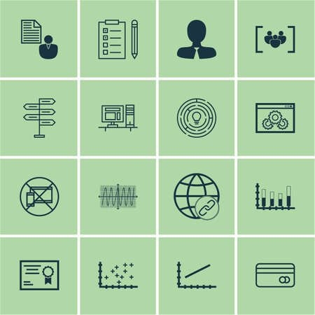 cosinus: Set Of 16 Universal Editable Icons. Can Be Used For Web, Mobile And App Design. Includes Icons Such As Plot Diagram, Cosinus Diagram, Segmented Bar Graph And More.