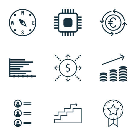 locate: Set Of 9 Universal Editable Icons. Can Be Used For Web, Mobile And App Design. Includes Icons Such As Job Applicants, Locate, Money And More.