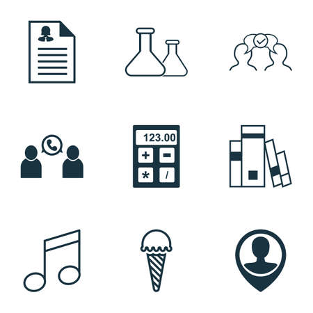 frozen food: Set Of 9 Universal Editable Icons. Can Be Used For Web, Mobile And App Design. Includes Icons Such As Frozen Food, Phone Conference, Employee Location And More.