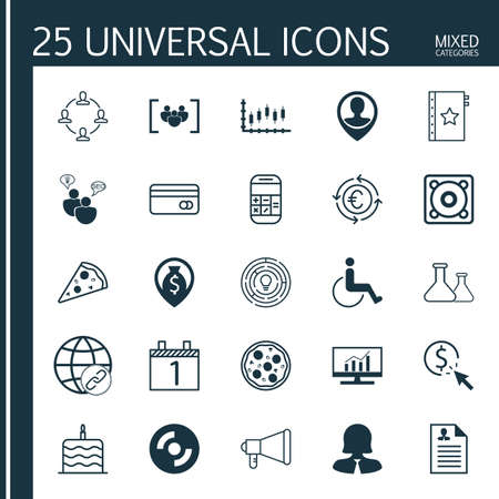 drug user: Set Of 25 Universal Editable Icons. Can Be Used For Web, Mobile And App Design. Includes Icons Such As Blank Cd, Curriculum Vitae, Questionnaire And More.