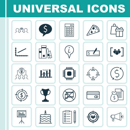 burning money: Set Of 25 Universal Editable Icons. Can Be Used For Web, Mobile And App Design. Includes Icons Such As Report, Investment, Shopping And More. Illustration