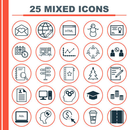 forest management: Set Of 25 Universal Editable Icons. Can Be Used For Web, Mobile And App Design. Includes Icons Such As Phone Conference, Human Mind, Greeting Email And More.