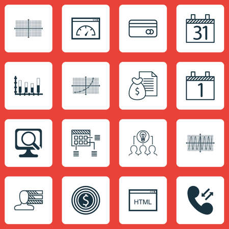 segmented: Set Of 16 Universal Editable Icons. Can Be Used For Web, Mobile And App Design. Includes Icons Such As Cellular Data, Report, Segmented Bar Graph And More.