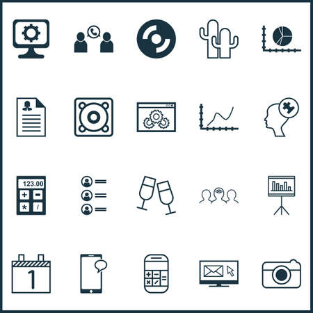 ring road: Set Of 20 Universal Editable Icons. Can Be Used For Web, Mobile And App Design. Includes Icons Such As Coaching, Cacti, Achievement Graph And More. Illustration