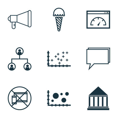 frozen food: Set Of 9 Universal Editable Icons. Can Be Used For Web, Mobile And App Design. Includes Icons Such As Tree Structure, Conference, Frozen Food And More.