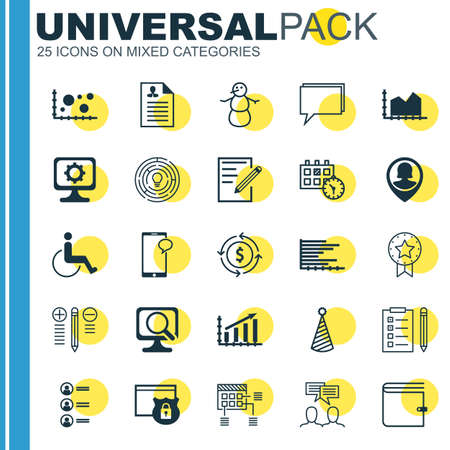 armchair shopping: Set Of 25 Universal Editable Icons. Can Be Used For Web, Mobile And App Design. Includes Icons Such As Innovation, Comparison, Wallet And More.