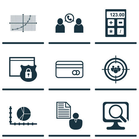secured: Set Of 9 Universal Editable Icons. Can Be Used For Web, Mobile And App Design. Includes Icons Such As Laptop, Phone Conference, Plastic Card And More.