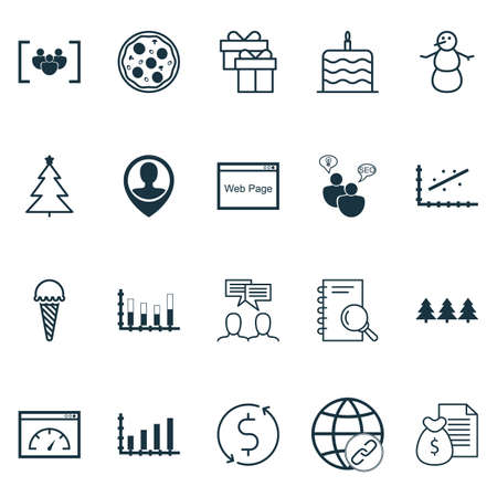 Set Of 20 Universal Editable Icons. Can Be Used For Web, Mobile And App Design. Includes Icons Such As Winter, Money Trasnfer, Questionnaire And More.