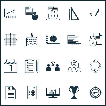 graphical chart: Set Of 20 Universal Editable Icons. Can Be Used For Web, Mobile And App Design. Includes Icons Such As Bars Chart, Report, Graphical Grid And More.