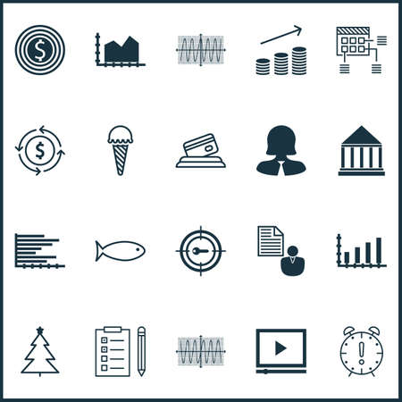 frozen food: Set Of 20 Universal Editable Icons. Can Be Used For Web, Mobile And App Design. Includes Icons Such As Time Management, Keyword Marketing, Frozen Food And More.