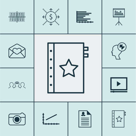 cosinus: Set Of 12 Universal Editable Icons. Can Be Used For Web, Mobile And App Design. Includes Icons Such As Video Player, Female Application, Cosinus Diagram And More.