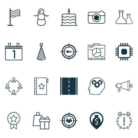 circuit sale: Set Of 20 Universal Editable Icons. Can Be Used For Web, Mobile And App Design. Includes Icons Such As Time Management, Brain Process, Birthday Hat And More.