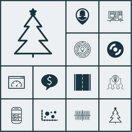 cosinus: Set Of 12 Universal Editable Icons. Can Be Used For Web, Mobile And App Design. Includes Icons Such As Cosinus Diagram, Pin Employee, Calculation And More.
