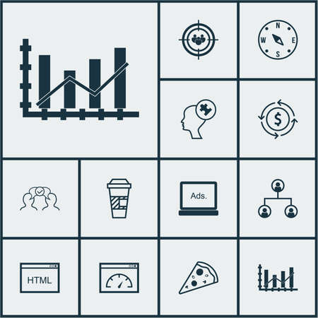 application recycle: Set Of 12 Universal Editable Icons. Can Be Used For Web, Mobile And App Design. Includes Icons Such As Loading Speed, Sliced Pizza, Cooperation And More.