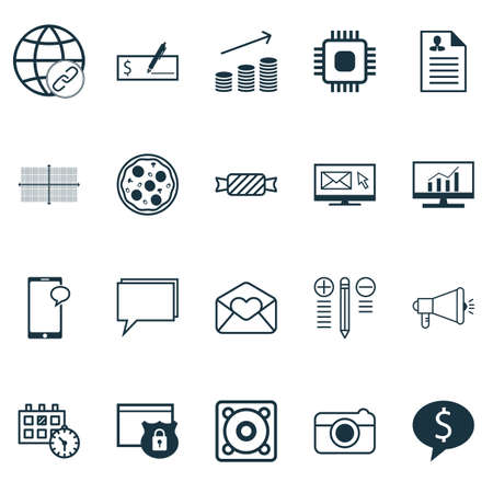 way bill: Set Of 20 Universal Editable Icons. Can Be Used For Web, Mobile And App Design. Includes Icons Such As Bank Payment, Greeting Email, Connectivity And More.