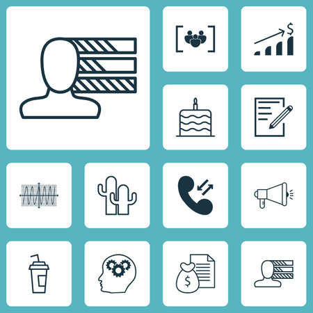 cosinus: Set Of 12 Universal Editable Icons. Can Be Used For Web, Mobile And App Design. Includes Icons Such As Cellular Data, Personal Skills, Cosinus Diagram And More. Illustration
