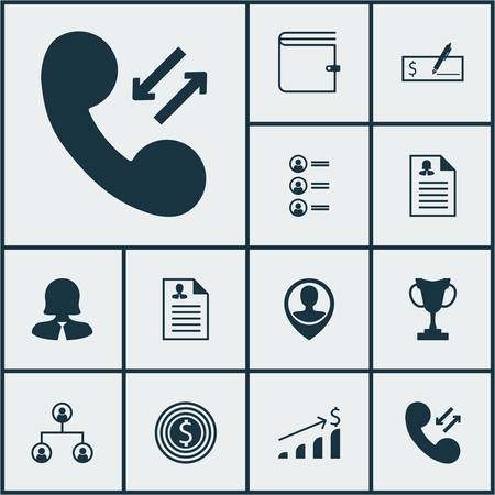 winning location: Set Of Human Resources Icons On Wallet, Bank Payment And Curriculum Vitae Topics. Editable Vector Illustration. Includes Growth, Male, Trophy And More Vector Icons.