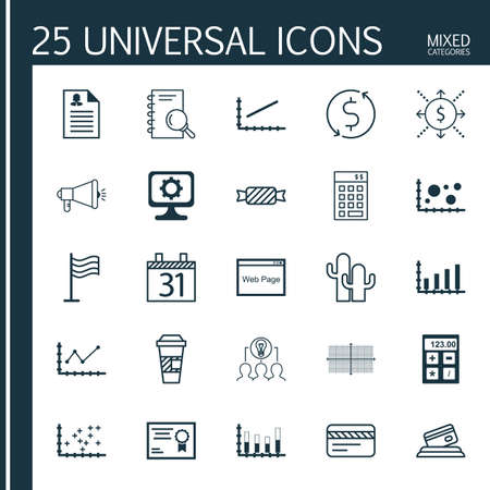 application recycle: Set Of 25 Universal Editable Icons. Can Be Used For Web, Mobile And App Design. Includes Icons Such As Pin, Certificate, Female Application And More.