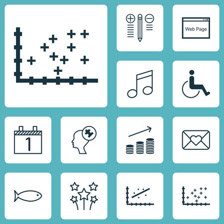 accessibility: Set Of 12 Universal Editable Icons. Can Be Used For Web, Mobile And App Design. Includes Icons Such As Accessibility, Website, Analytics And More.