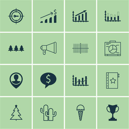 winning bid: Set Of 16 Universal Editable Icons. Can Be Used For Web, Mobile And App Design. Includes Icons Such As Board, Profit Graph, Business Deal And More.