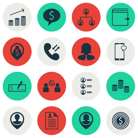 the applicant: Set Of Hr Icons On Money Navigation, Tree Structure And Business Goal Topics. Editable Vector Illustration. Includes Chat, Discussion, Goal And More Vector Icons. Illustration