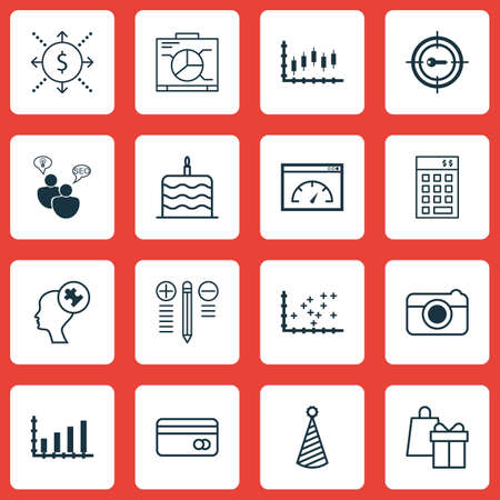 burning money: Set Of 16 Universal Editable Icons. Can Be Used For Web, Mobile And App Design. Includes Icons Such As Shopping, Board, Money And More. Illustration