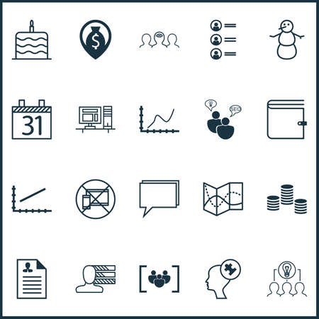 burning money: Set Of 20 Universal Editable Icons. Can Be Used For Web, Mobile And App Design. Includes Icons Such As Human Mind, Road Map, Money And More.