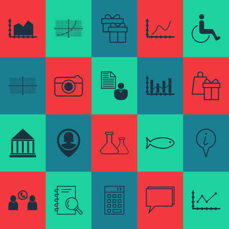 infirm: Set Of 20 Universal Editable Icons. Can Be Used For Web, Mobile And App Design. Includes Icons Such As Investment, Present, Street And More.