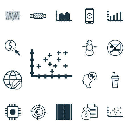 cosinus: Set Of 16 Universal Editable Icons. Can Be Used For Web, Mobile And App Design. Includes Icons Such As Human Mind, Call Duration, Cosinus Diagram And More.