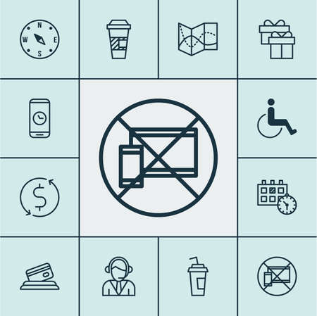 take charge: Set Of Transportation Icons On Locate, Money Trasnfer And Accessibility Topics. Editable Vector Illustration. Includes Locate, Exchange, Disabled And More Vector Icons.