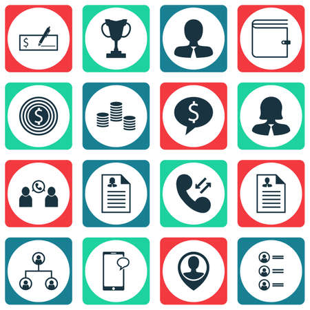 sms payment: Set Of Hr Icons On Tournament, Business Woman And Tree Structure Topics. Editable Vector Illustration. Includes Success, Check, Tree And More Vector Icons.