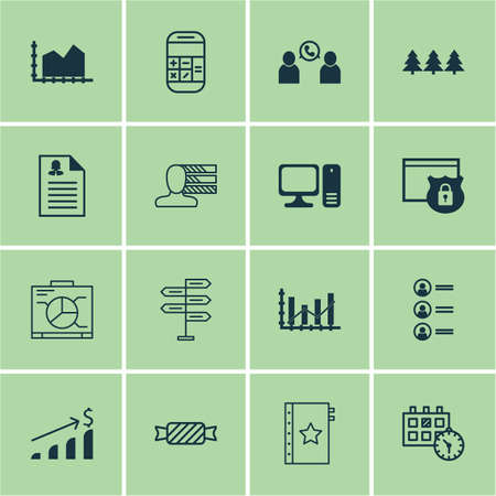 ability to speak: Set Of 16 Universal Editable Icons. Can Be Used For Web, Mobile And App Design. Includes Icons Such As Successful Investment, Desktop Computer, Raise Diagram And More.