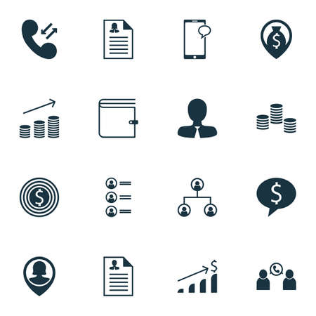 list of successful candidates: Set Of Hr Icons On Business Deal, Cellular Data And Tree Structure Topics. Editable Vector Illustration. Includes Conference, Cellular, Structure And More Vector Icons. Illustration