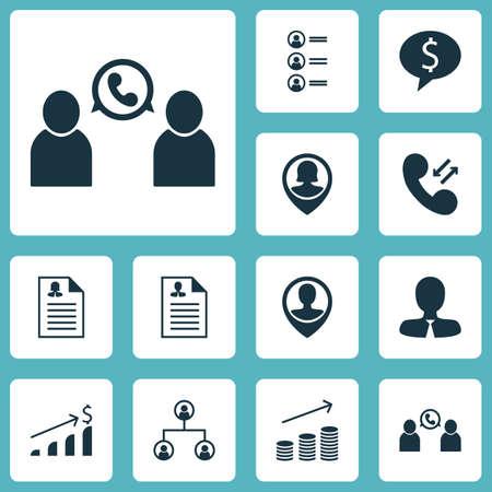 Définir des ressources humaines icônes sur demande Femme, Pin des employés et des pièces de croissance Sujets. Editable Vector Illustration. Comprend l'utilisateur, les candidats, conférence et plus icônes vectorielles.