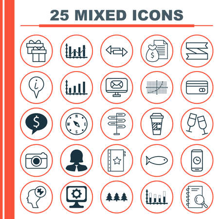 roaming: Set Of 25 Universal Editable Icons. Can Be Used For Web, Mobile And App Design. Includes Elements Such As Segmented Bar Graph, Opportunity, Warranty And More.