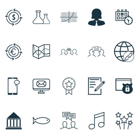drug user: Set Of 20 Universal Editable Icons. Can Be Used For Web, Mobile And App Design. Includes Elements Such As Chemical, Road Map, Appointment And More. Illustration