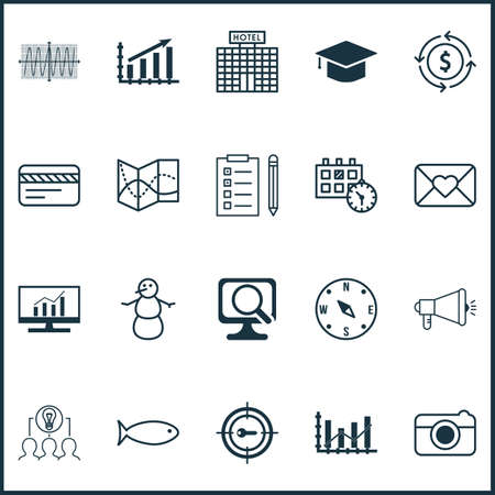 cosinus: Set Of 20 Universal Editable Icons. Can Be Used For Web, Mobile And App Design. Includes Elements Such As Celebration Letter, Cosinus Diagram, Graduation And More.