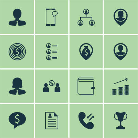 list of successful candidates: Set Of 16 Hr Icons. Can Be Used For Web, Mobile, UI And Infographic Design. Includes Elements Such As Applicants, List, Success And More.