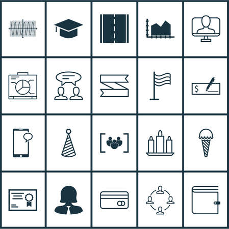 frozen food: Set Of 20 Universal Editable Icons. Can Be Used For Web, Mobile And App Design. Includes Elements Such As Frozen Food, Certificate, Pin And More. Illustration