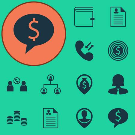 Ensemble d'icônes de 12 heures. Peut être utilisé pour le Web, Mobile, UI et conception infographique. Inclut des éléments tels que femme, opinion, objectif et plus.