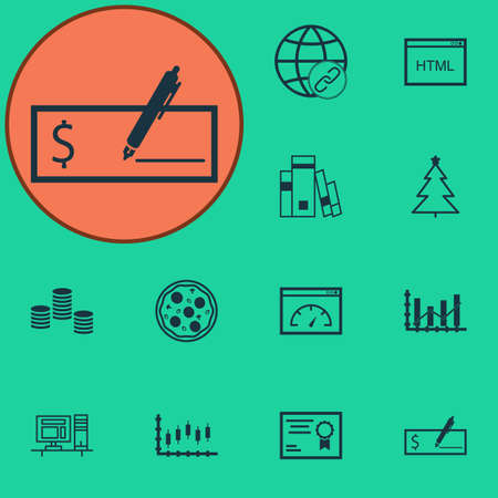 fast money: Set Of 12 Universal Editable Icons. Can Be Used For Web, Mobile And App Design. Includes Elements Such As Certificate, Library, Loading Speed And More.