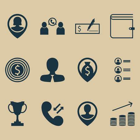 first form: Set Of 12 Hr Icons. Can Be Used For Web, Mobile, UI And Infographic Design. Includes Elements Such As Prize, Cup, Trophy And More. Illustration