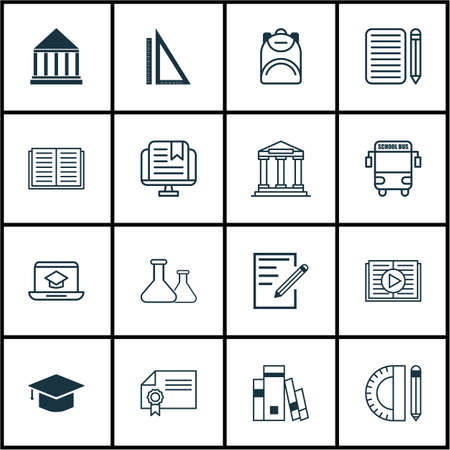 essay writing cliparts stock vector and royalty essay essay writing set of 16 school icons includes graduation paper distance learning