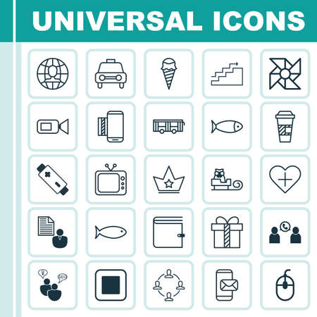 skid: Set Of 25 Universal Editable Icons. Can Be Used For Web, Mobile And App Design. Includes Elements Such As Report, Phone Conference, Collaboration And More.