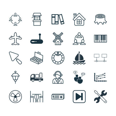 romance strategies: Set Of 25 Universal Editable Icons. Can Be Used For Web, Mobile And App Design.