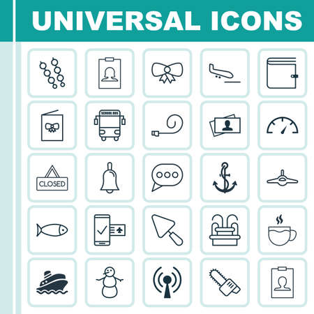 be the identity: Set Of 25 Universal Editable Icons. Can Be Used For Web, Mobile And App Design. Includes Elements Such As Closed Placard, Identity Card, Winter And More.