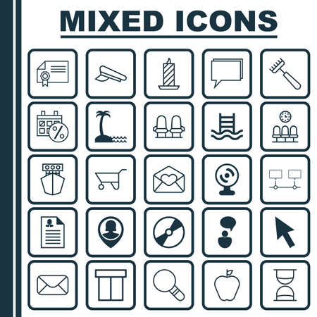 dvd room: Set Of 25 Universal Editable Icons. Can Be Used For Web, Mobile And App Design. Includes Elements Such As Black Friday, Connected Devices, Fire Wax And More.